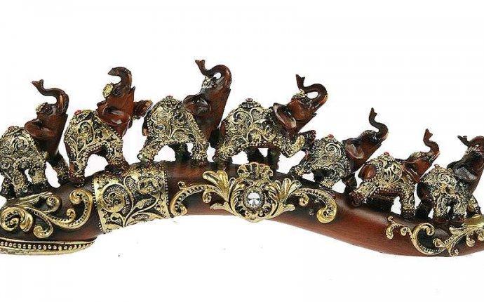 Фигурки слонов в подарок- пожелания стабильности и богатства. Пенза