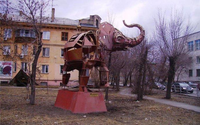 Малоизвестные арт-объекты Челябинска — Наш Челябинск