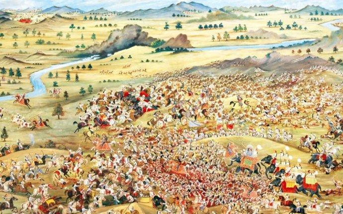 Мевар, Читторгарх, Кумбалгарх, Удайпур - родина героев. Махарана