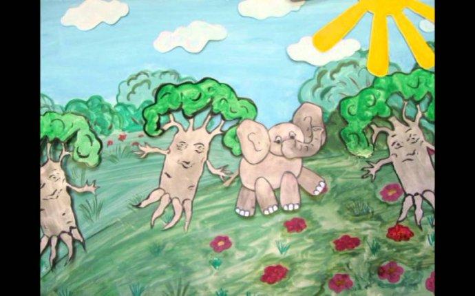 Мультфильм Розовый слон - YouTube