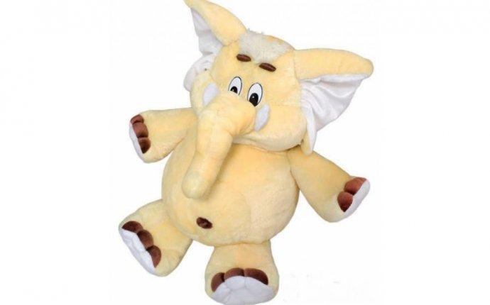 Мягкая игрушка Слон Хортон БЦ - купить игрушки оптом в интернет