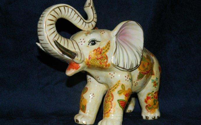 Слоники из фарфора, керамики и глины…=) — DRIVE2