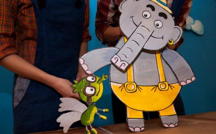 Спектакль Лёгкий слон 2017 В Театре «Тень», Москва - описание